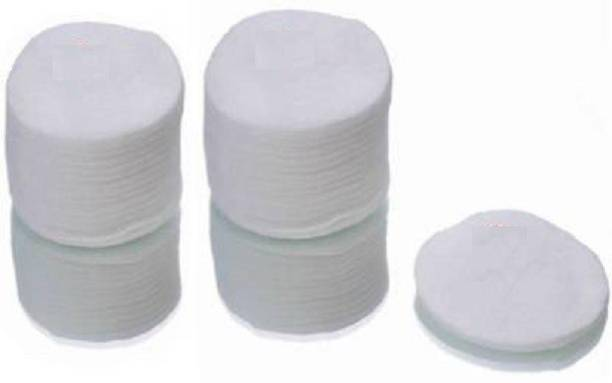 ShopCircuit Cotton Round Pad for Face Makeup Remover Pads
