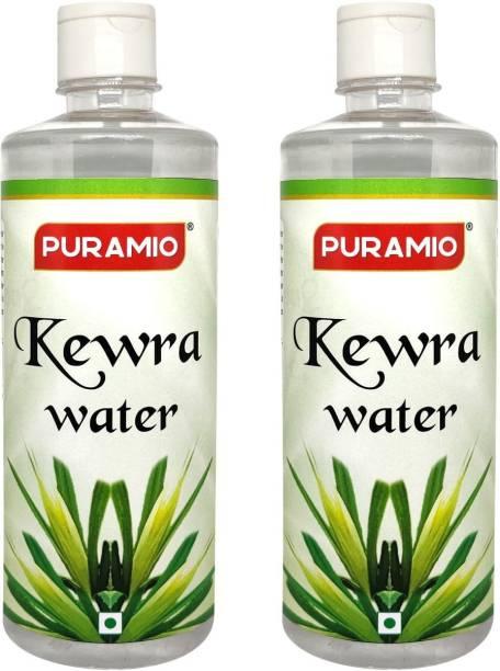 PURAMIO Kewra Water Kewra Liquid Food Essence