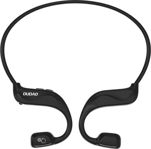 DUDAO Sports Bone Conduction Wireless Headphones Bluetooth Headset