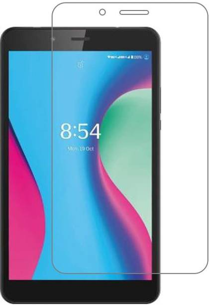 Sheel Grow Tempered Glass Guard for Lava Aura (PC-3)