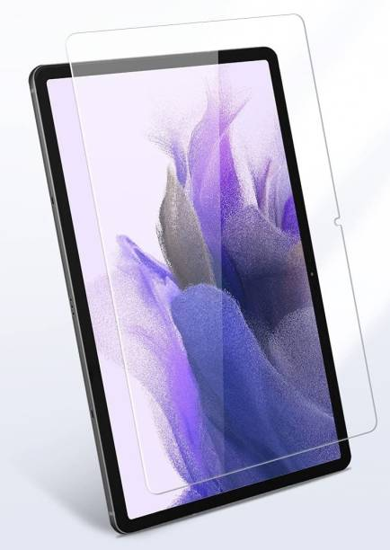 Tuta Tempered Impossible Screen Guard for Samsung Galaxy Tab S7 FE (PC-4)