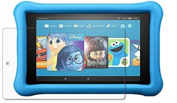 Shell Guard Tempered Glass Guard for Amazon Fire HD 8 Kids Pro (PC-3)