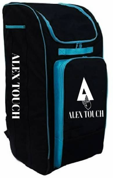 ALEXTOUCH Cricket Kit Bag With Soft And Smooth Material