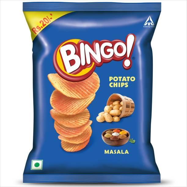 Bingo Masala Flavor Potato Chips