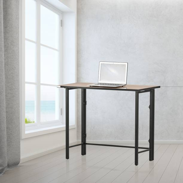 Featherlite Clever Engineered Wood Office Table