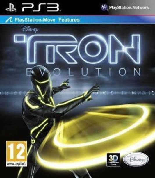TRON: Evolution (PS3) (STANDARD)