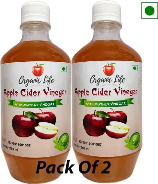 Organic life Apple Apple Cider Vinegar