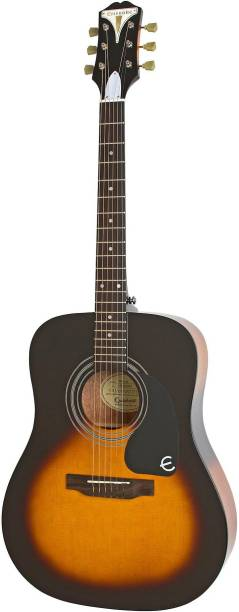 Epiphone PRO 1 Acoustic Guitar Mahogany Rosewood Right Hand Orientation