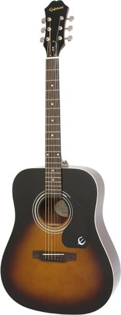 Epiphone DR-100 Acoustic Guitar Mahogany Rosewood Right Hand Orientation