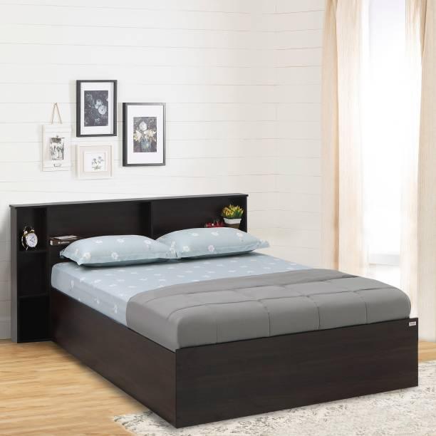 DUROFLEX Drift Engineered Wood King Box Bed
