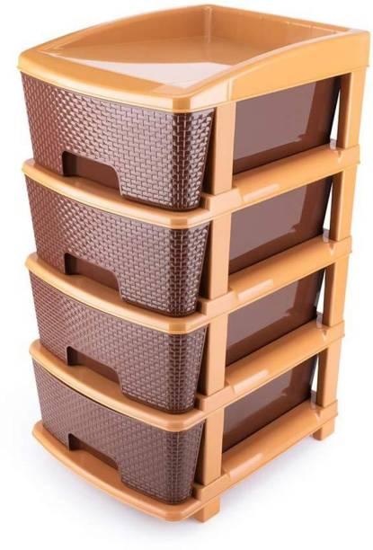 Flipkart Perfect Homes Studio Plastic Free Standing Cabinet