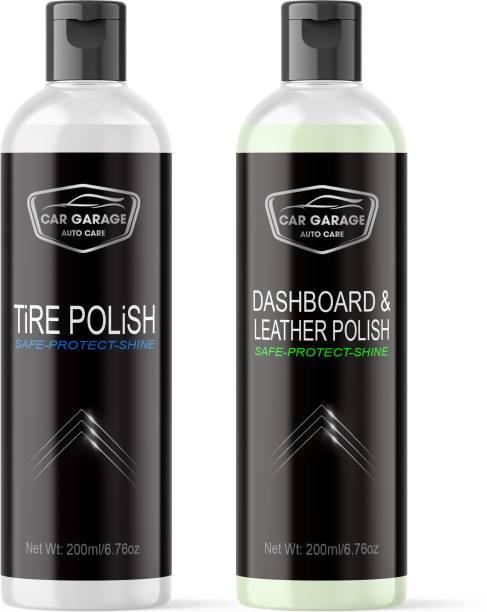 CAR GARAGE Liquid Car Polish for Dashboard