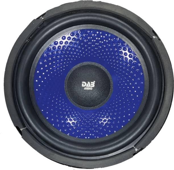 """DAB Blue,Black 8"""" 100-20 Magnet Car Subwoofer Subwoofer"""