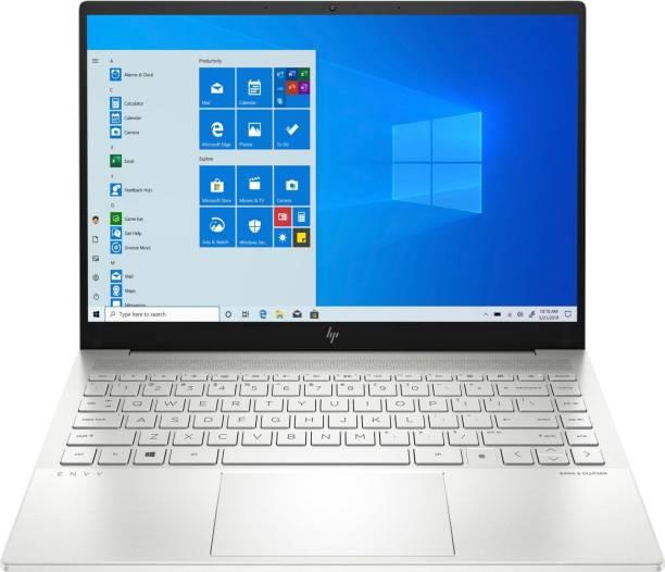 HP HP Envy Core i5 11th Gen - (16 GB/1 TB SSD/Windows 10 Home/4 GB Graphics) 14-eb0020TX Thin and Light Laptop