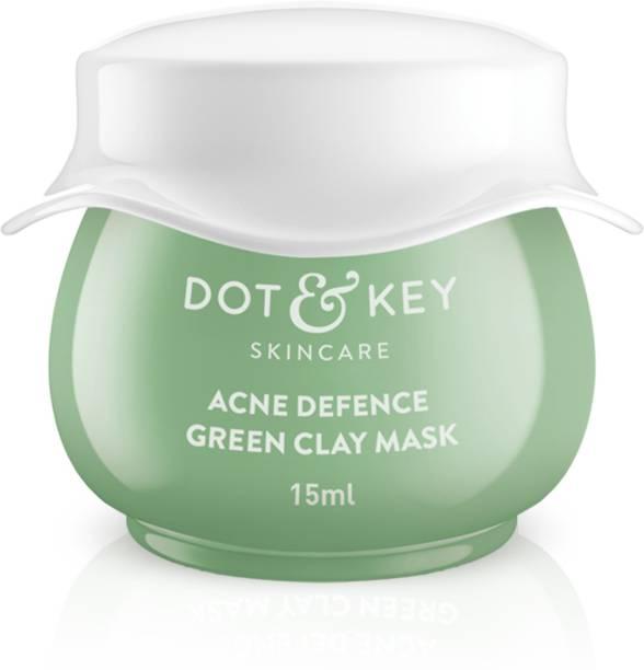 Dot & Key Pollution Acne Defense Green Clay Mask