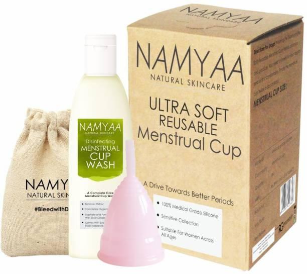 Namyaa Large Reusable Menstrual Cup