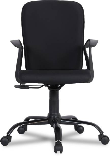 GREEN SOUL Seoul-X Mid Back Office/Study Chair Fabric Office Executive Chair
