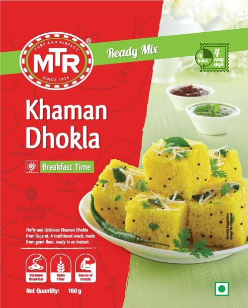 MTR Instant Khaman Dhokla Mix 160 g
