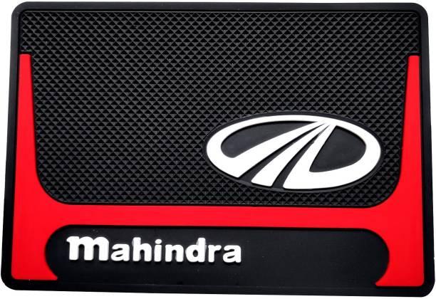AutoRight Rubber 3D Mat For  Mahindra Universal For Car, XUV 300, XUV 500, Thar, Bolero, Scorpio, Marazzo, Xylo