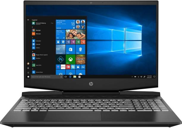 HP HP Pavilion Gaming Core i5 10th Gen - (16 GB/512 GB SSD/Windows 10 Home/4 GB Graphics/NVIDIA GeForce GTX GTX) 15-dk1146TX Gaming Laptop
