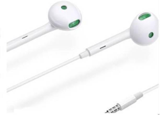 OPPO Originol- Earphone-Headphone Wired Headset (White, In the Ear) Wired Headset