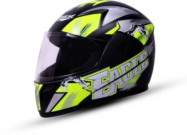 BAURIMA EAGLE 3 GREE Motorbike Helmet