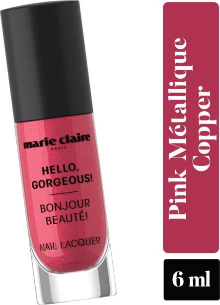 Marie Claire Paris Here to Stay Métallique Copper