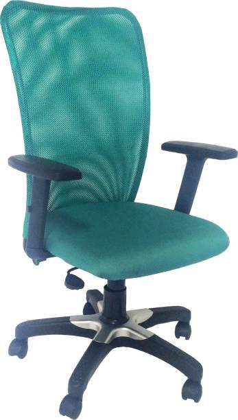 PEEPLUS Fabric Study Arm Chair