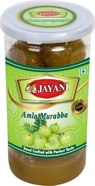 JAYANI AMLA 800 Green Gooseberry, Green Gooseberry Murabba