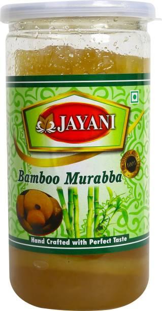JAYANI Homemade Bamboo Murabba WITH HONEY Bamboo Murabba