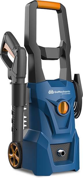 GoMechanic Aquamatic 1400 W, 105 Bar with Pressure Control Knob & Tank Ultra High Portable Pressure Washer
