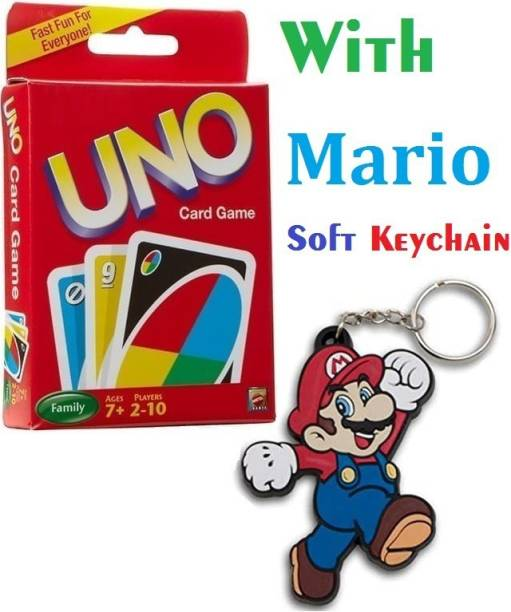 OREE Uno card Games Fast Fun FAMILY CARD GAME COMPLETE PACK OF 1