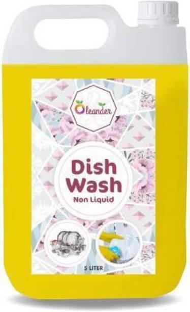 oleander Dish_washing_detergent (5l) Dishwashing Detergent (1 L) Dishwash Bar (5000 g) Dishwash Bar