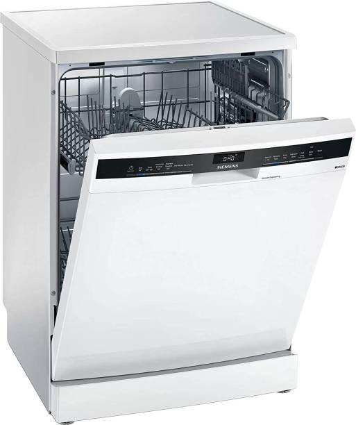 Siemens SN25IW00TI Free Standing 13 Place Settings Dishwasher