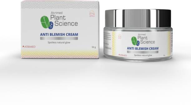 Atrimed Anti Blemish Cream   For Pigmentation & Blemish Removal with Grape Seed Extract