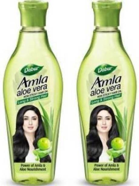 Dabur Amla hair oil (pack of 2) Hair Oil