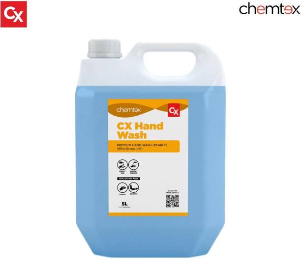 chemtex CX Premium Liquid Handwash with Germ Protection Hand Wash Can