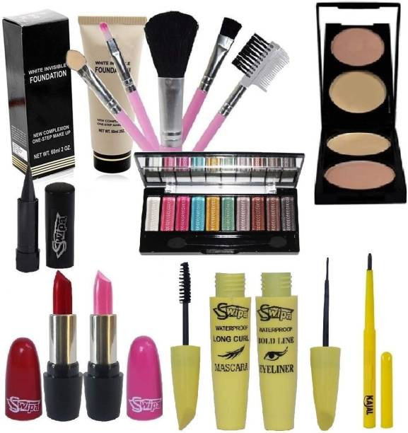 SWIPA All in One Daily Use Makeup Kit