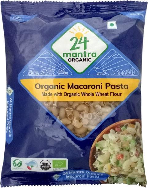 24 Mantra Organic Whole Wheat Flour Pasta
