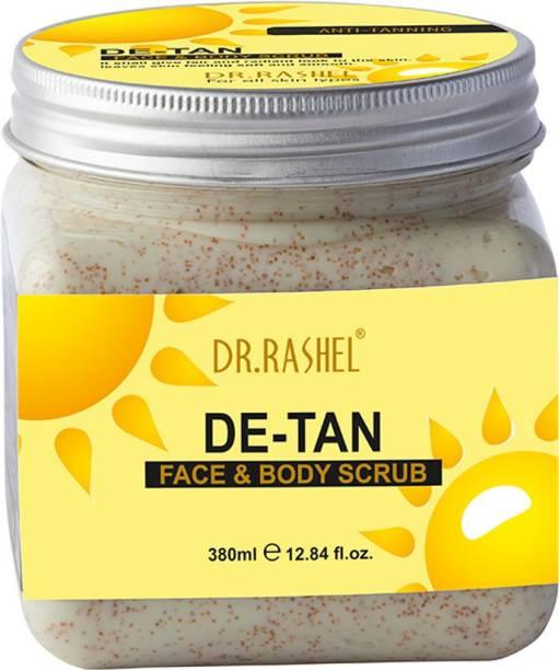 Dr.Rashel DE-TAN FACE & BODY SCRUB Scrub