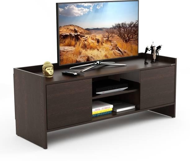 BLUEWUD Charley Engineered Wood TV Entertainment Unit