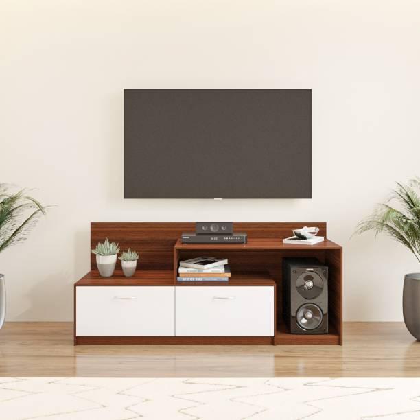 Woodbuzz Engineered Wood TV Entertainment Unit
