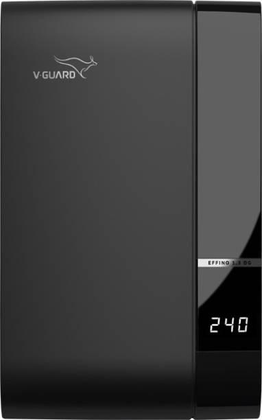 """V-Guard Effino 1.3 DG TV Stabilizer for up to 82 cm (32"""") Smart/LED TV + Set Top Box (Digital Display)"""
