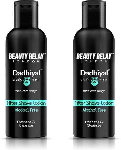 Beauty Relay London Dadhiyal After Shave Lotion