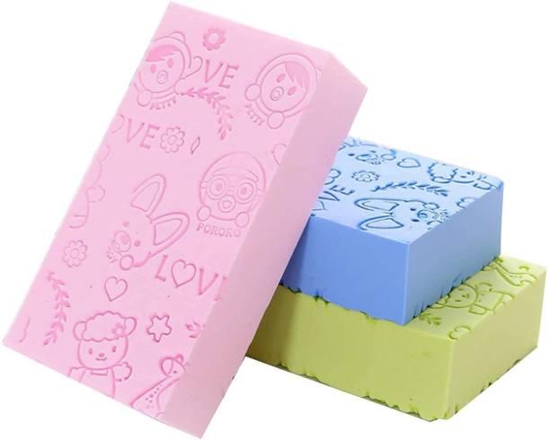 KDZONE Bath Body Shower Sponge - SPA Scrub Exfoliator Dead Skin Remover for Women and Men