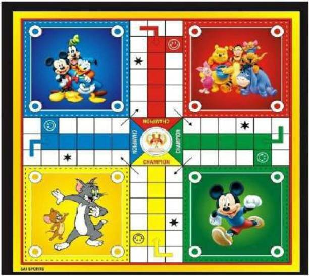 ALTIS: Expertise Reverberating.. Wooden Handmade Ludo + Chess 2 in 1 Board Game With One Set OF Ludo Coins + Dice & Chessmen Party & Fun Game Strategy & War Games Indore game Travelling Game Strategy & War Games Board Game Party & Fun Games Board Game