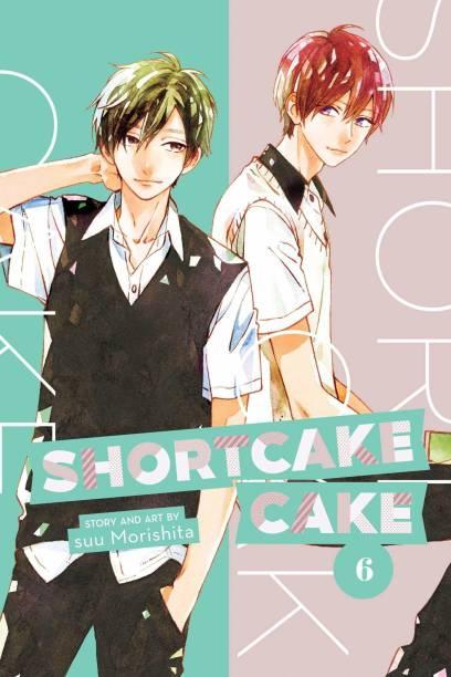 Shortcake Cake, Vol. 6