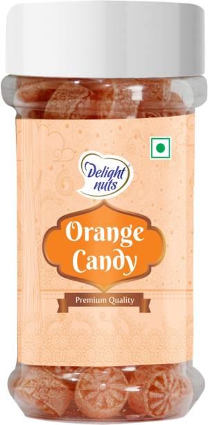 Delight nuts Premium Orange Candy