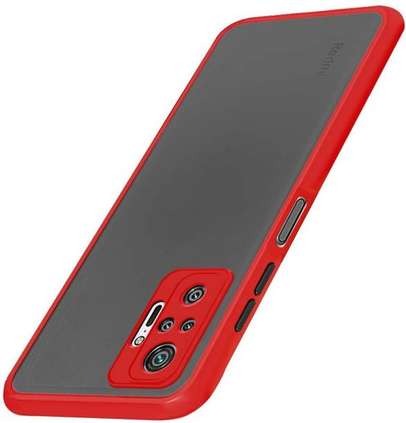 KrKis Back Cover for Mi Redmi Note 10 Pro, Mi Redmi Note 10 Pro Max