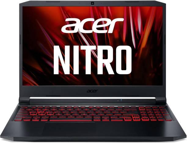 acer Nitro 5 Ryzen 7 Octa Core 5800H - (16 GB/1 TB HDD/256 GB SSD/Windows 10 Home/4 GB Graphics/NVIDIA GeForce RTX 3050 Ti) AN515-45/ AN515-45-R3FB Gaming Laptop